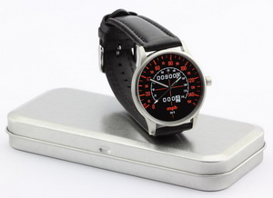 CB 900 F Bol d'Or speedometer mph watch