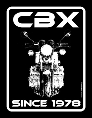 """Vmax since 1985"" Doming-Sticker"