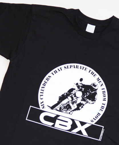 CBX 1000us TShirt SIX CYLINDERS THAT SEPARATE THE MEN FROM THE BOYS