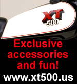 XT500.us - the ultimate online accessory store for Yamaha XT 500 owners and fans